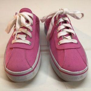Keds Pink SlipOn Mule Sneakers Size 6